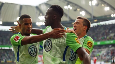Watch: Wolfsburg 1-1 Mainz