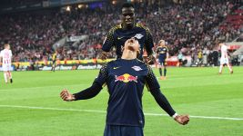 Leipzig move fourth after win at Cologne