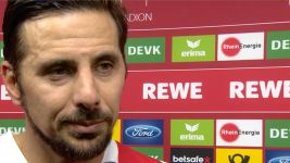 "Watch: Pizarro on ""very special"" return"