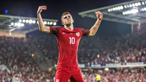 Pulisic takes USA to brink of World Cup