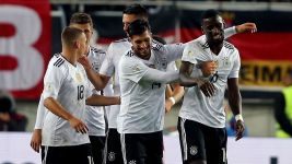 Germany beat Azerbaijan to crown qualification
