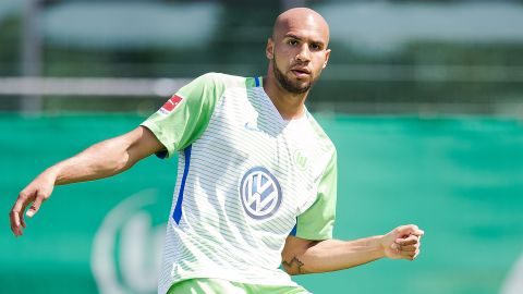 Brooks returns to Wolfsburg training