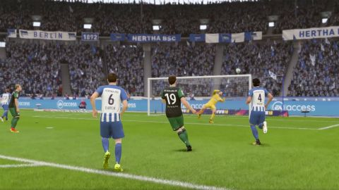FIFA 18: Hertha vs. Schalke