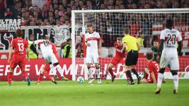 Watch: Stuttgart 2-1 Cologne