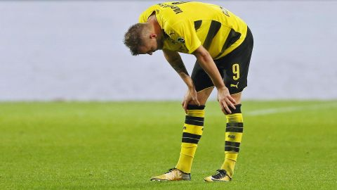 Dortmund's unbeaten home run comes to an end