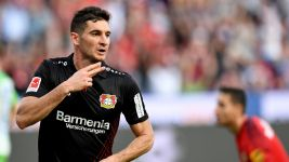 Alario on target but Leverkusen drop points