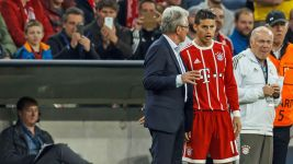 First start for James under Heynckes