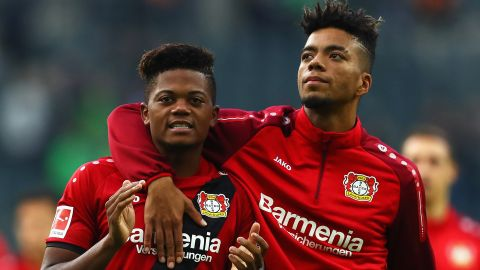 Free-scoring Leverkusen find their flow