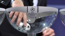 Champions League draw - LIVE!