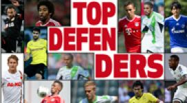 Team of the Season: Defenders