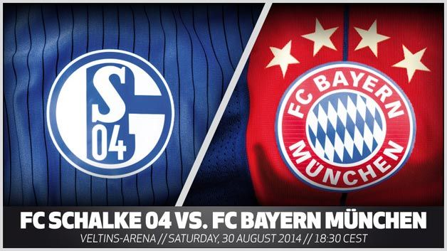 Borußia Mönchengladbach Vs Schalke 04