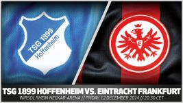 stage set for goal-fest between Hoffenheim and Frankfurt