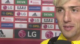 Kampl happy with BVB debut
