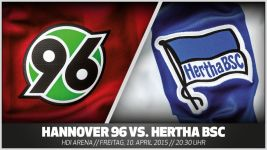 Hannover 96 - Hertha BSC