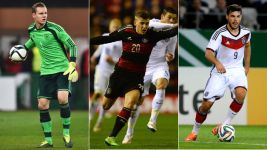 BUNDESLIGA REGULARS ABOUND IN GERMANY U-21 SQUAD
