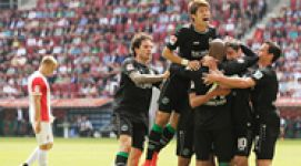 Augsburg 1-2 Hannover