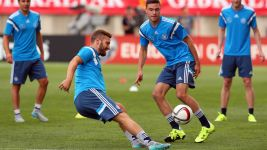 Fatigued Germany set for Gibraltar season finale