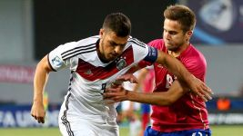 Germany U-21s hold Serbia