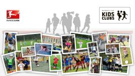 Kids-Club-Collage des FC Augsburg