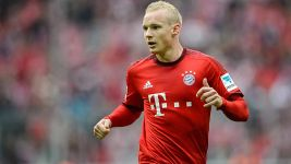 Sebastian Rode joins Dortmund from Bayern