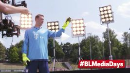 Media Days: FC Bayern