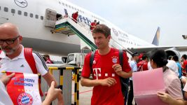 Bayern in China: Day 6 - Welcome to Guangzhou!