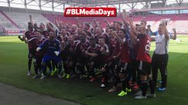 Media Day 2015/16 beim FC Ingolstadt