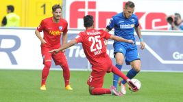 Bochum, Sandhausen and Heidenheim win; draw in Berlin