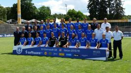 Bundesliga Media Days: SV Darmstadt 98