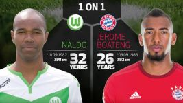 Supercup 2015: Naldo vs Boateng