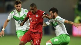 Five things you need to know about FC Bayern vs VfL Wolfsburg
