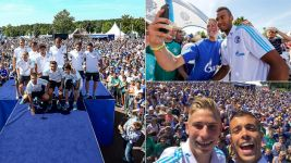 Schalke's fan day