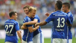 Schalke's young talent taking centre stage
