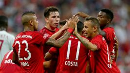 Bayern beat AC Milan to reach Audi Cup final