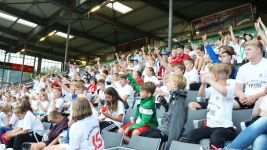 Kids-Club Sommercamp 2015 Kinder-PK: 240 Kinder - 1000 Fragen