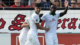 How Anthony Ujah will improve Bremen