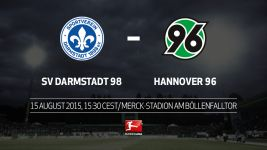 SV Darmstadt 98 - Hannover 96 | Matchday 1 | Preview