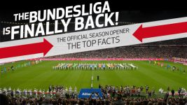 Bundesliga curtain raisers: facts and figures
