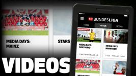 The Bundesliga in the palm of your hand