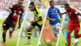 Bundesliga speedsters set pace for turbo-charged campaign