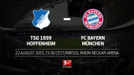 FC Bayern out to preserve unbeaten record against Hoffenheim