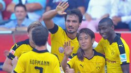 Dortmund out to seal place in UEFA Europa League