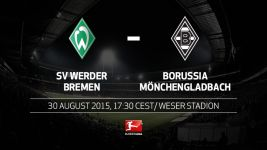Bremen and Gladbach hoping to make it third time lucky