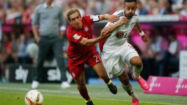 Bayer Leverkusen vs Bayern München - live build-up