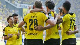 Smiles back in BVB revolution