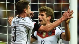 Germany beat Poland to go top of Group D