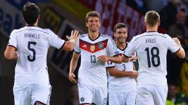 Müller inspires Germany to victory over Scotland