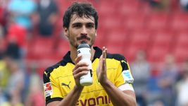 Hummels: 'The game was on a knife-edge'