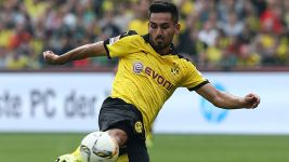 Gündogan in contention for Frankfurt clash