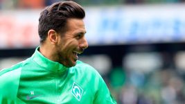 Pizarro sets sights on Bremen record as Bayern return looms